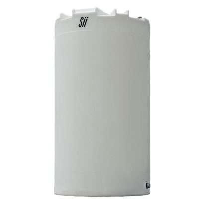 1,100 vertical bulk def storage tank