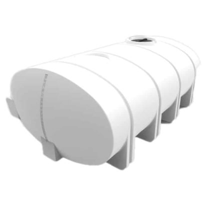 1,035 gallon horizontal def storage tank
