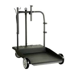 hand cart for def or oil container