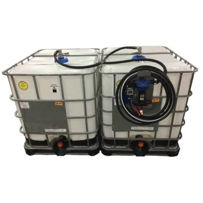 two way tote manifold
