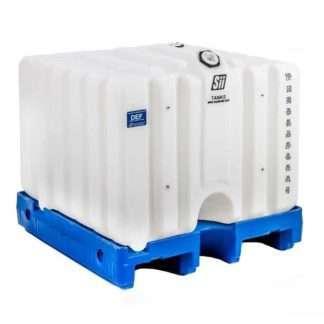 120 gallon DEF Cubetainer