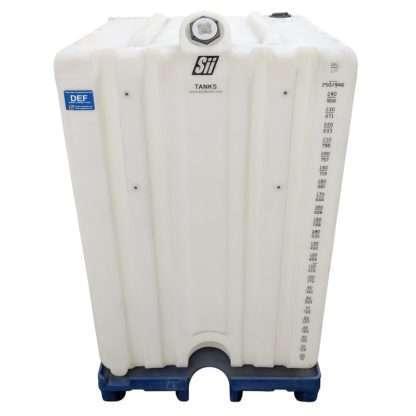 260 gallon DEF Cubetainer