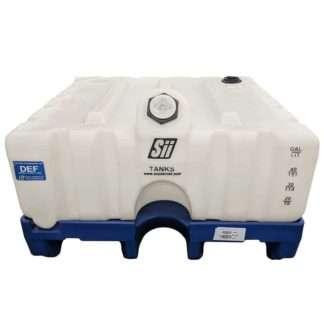 60 gallon DEF Cubetainer