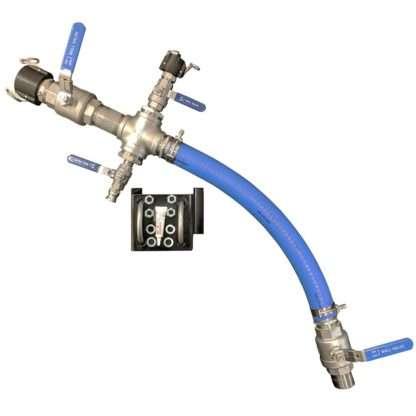 bulk DEF manifold cross